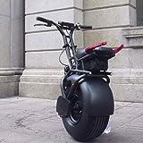GJZhuan 1 KW Elektrischer Einrad Schubkarre Elektrisches Einrad Gelnder Stange Offroad-Abschnitt Hot Wheels Mars Selbst Ausgleich Auto Erwachsene Karosserie