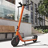 Viron Elektro Scooter 700 W Escooter mit APP & Bluetooth Roller Elektroroller Faltbar Aluminium E-Scooter (orange)