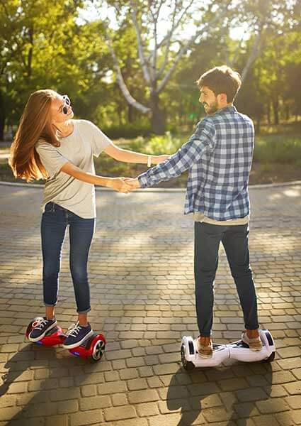 elektrobile-hoverboard-gewichtsverlagerung